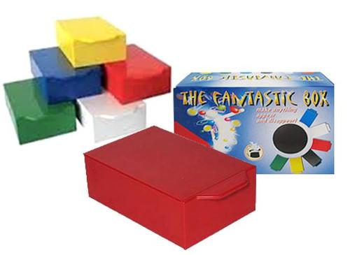 Fantastic Drawer Box Red