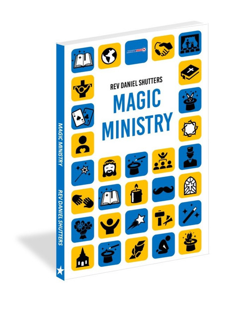 Rev Daniel Shutters eBook Gospel Magic Tricks