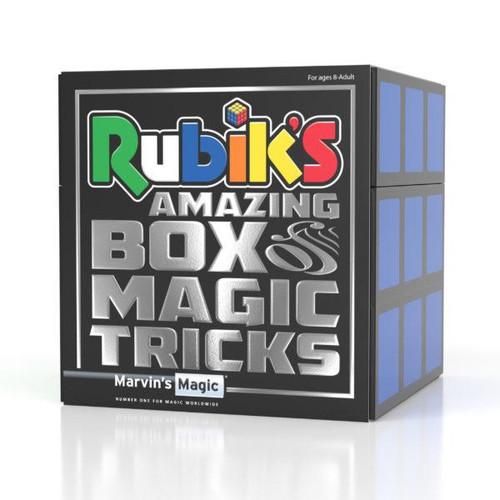 Rubiks Amazing Box of Tricks. 40 amazing magic tricks