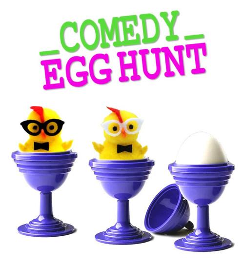 Easter Egg Hunt Magic Trick Gospel