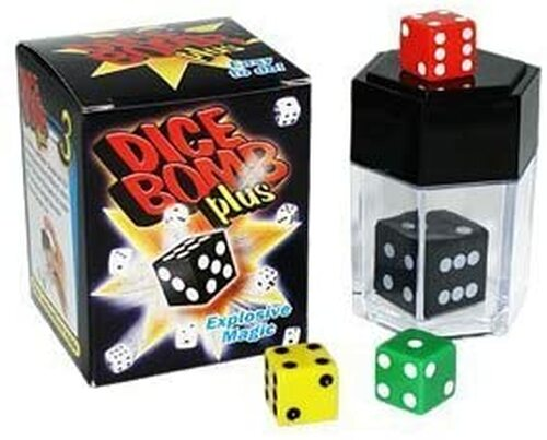 Difatta Magic Trick Dice Bomb