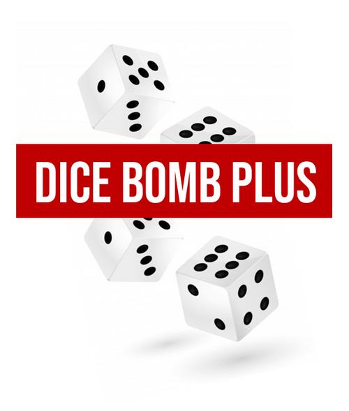 Difatta Magic Trick Dice Bomb Plus Smash