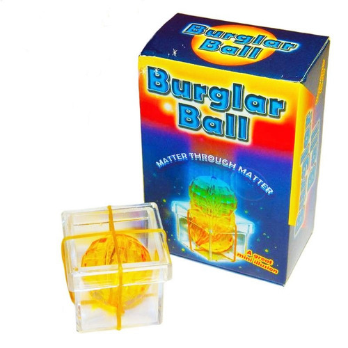 Burgalar Ball Difatta Magic Trick Gospel