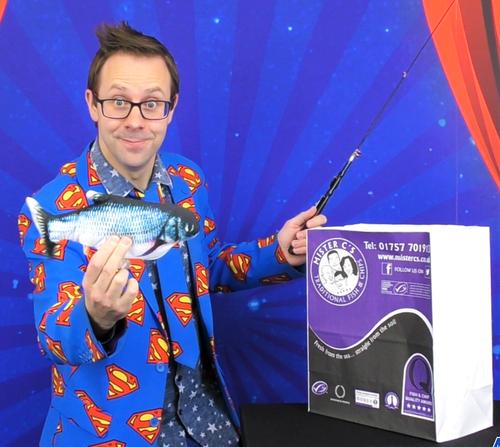 Let's Go Fish Gospel Magic Trick Object Lesson Resource