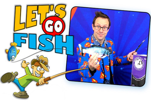 Let's Go Fish Gospel Magic Trick Object Lesson Resource