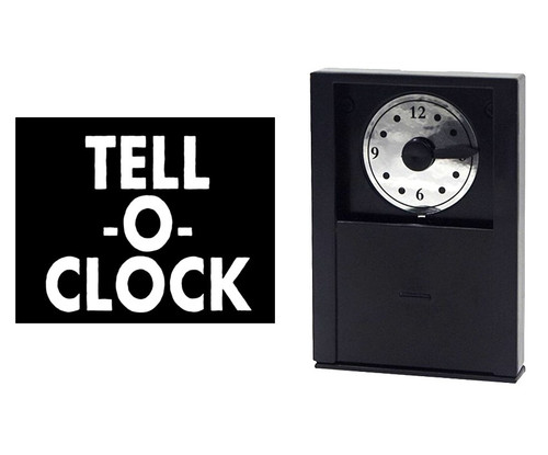 Tell O Clock Magic Trick Mentalism