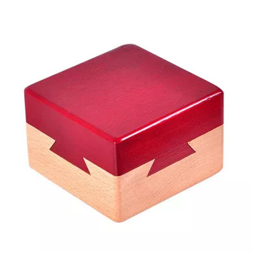 Impossible Dove Tail Box Magic Trick Puzzle