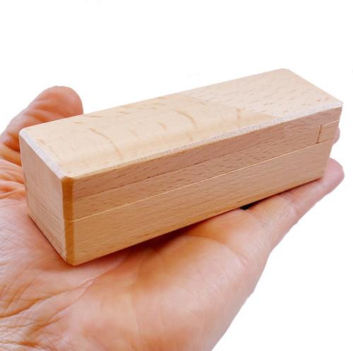 Wooden Puzzle Box Magic Trick