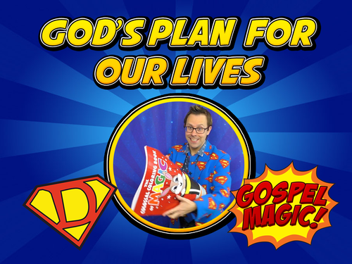 Dynamic Dan Gospel Magic Video #5