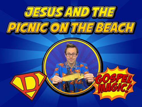 Dynamic Dan Gospel Magic Video #6