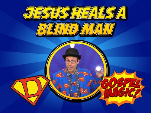 Dynamic Dan Gospel Magic Video #9