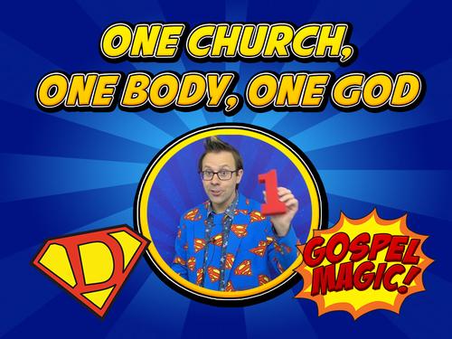 Dynamic Dan Gospel Magic Video #14