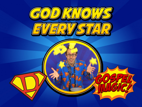 Dynamic Dan Gospel Magic Video #18