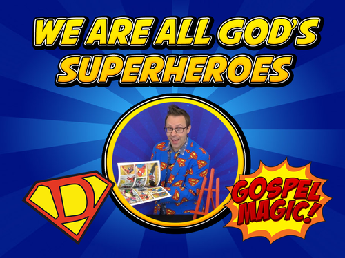 Dynamic Dan Gospel Magic Video #21