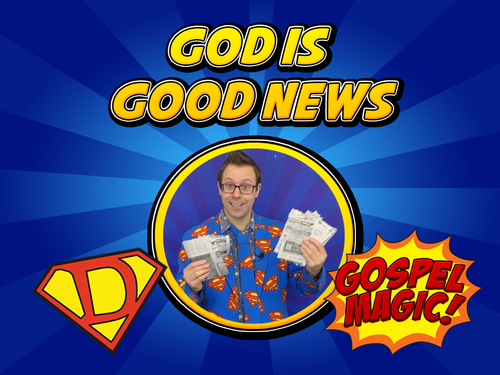 Dynamic Dan Gospel Magic Video #24