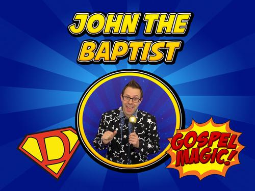 Dynamic Dan Gospel Magic Video #26