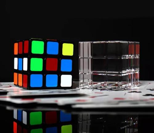 Cube to Crystal Rubik's Magic Trick Gospel