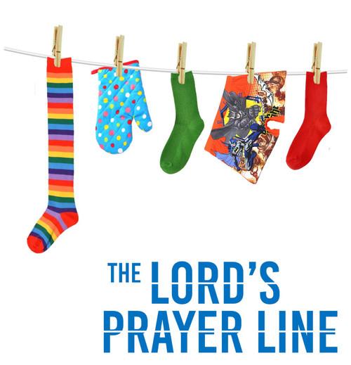 The Lord's Prayer Line Gospel Magic Object Lesson