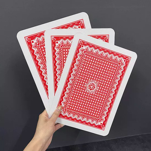 Jumbo Three Card Monte Magic Trick Gospel