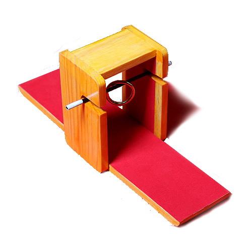 Kennard Box Magic Trick Ring Wand