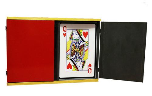 Comedy Sliding Card Box Magic Trick