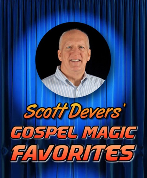 Scott Devers Gospel Magic Videos