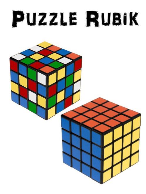 Puzzle Rubiks Magic Trick Gospel Tora