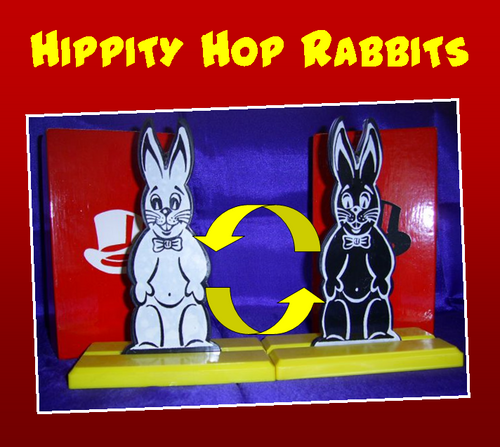 Hippity Hop Rabbit Magic Trick