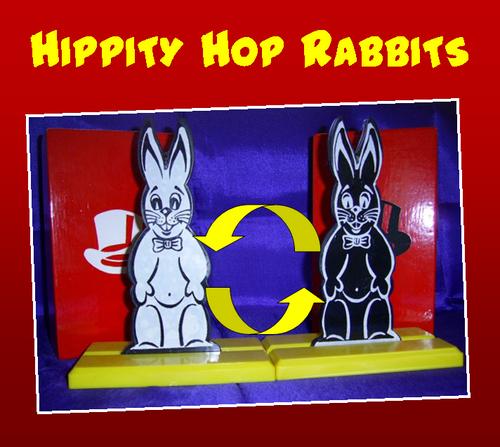 Hippity Hop Rabbit Magic Trick