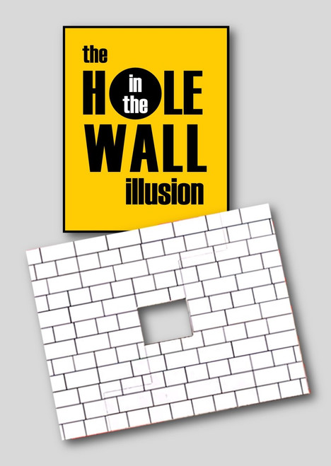 Hole in the Wall Illusion Gospel Magic Trick