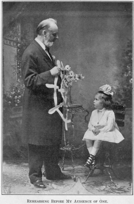 Rev C H Woolston Gospel Magic Trick Children