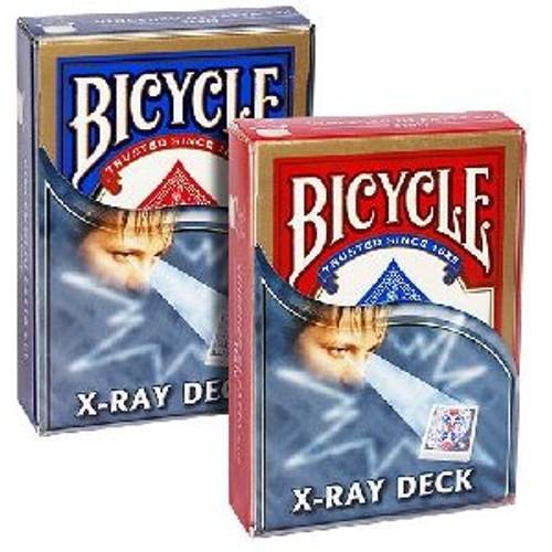 DiFatta Magic Card Trick X Ray Deck