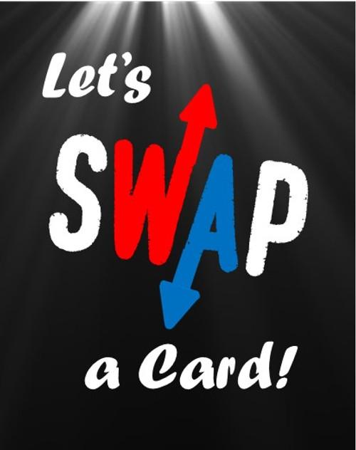 Let's Swap A Card DiFatta Card Magic Trick