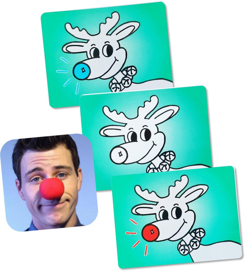 Samuel Smith Big Red Nose Reindeer Magic Trick