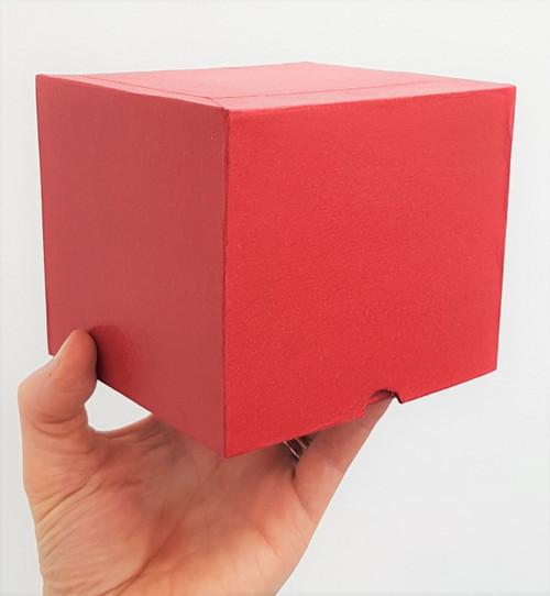 Gozinta Box Magic Trick Red and Black Gospel