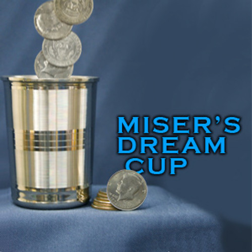 Misers Dream Cup Magic Trick