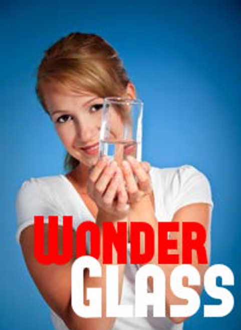 Wonder Glass Magic Trick