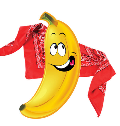 Vanishing Bandana Banana Magic Trick Gospel