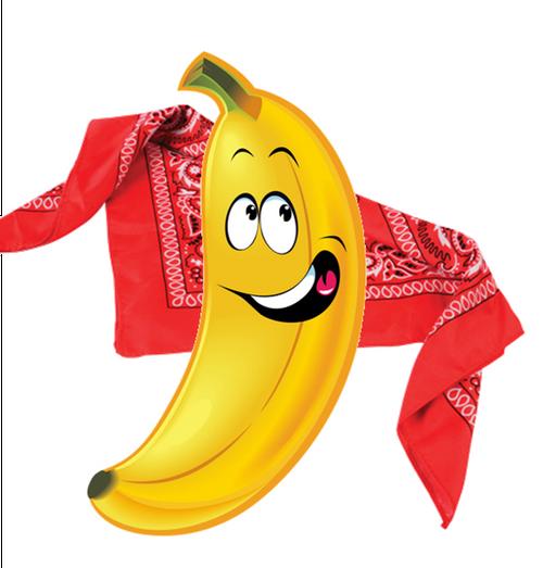 Vanishing Bandana Banana Magic Trick Gospel