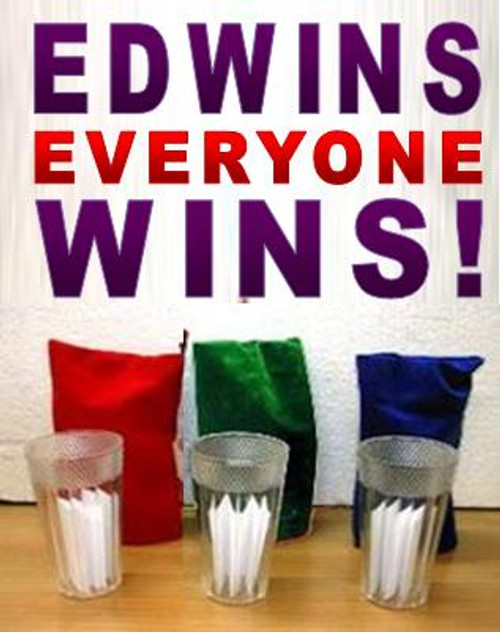Edwins Everyone Wins Magic Trick Gospel