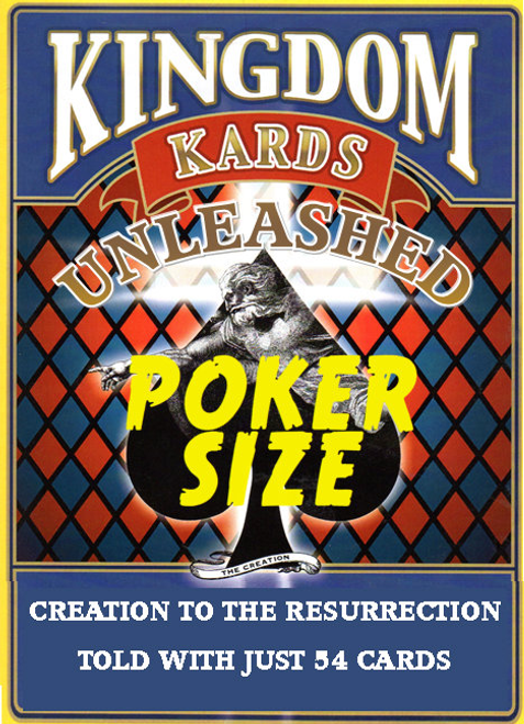 Kingdom Kards Unleashed magic Trick Gospel