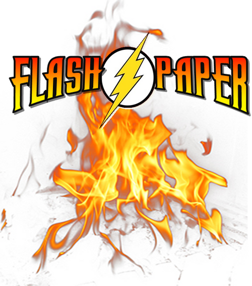 Flash Paper Magic Trick Gospel