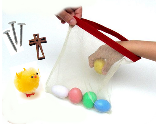 Easter Pick & Mix Gospel Magic Trick