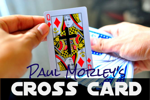 Cross On Chosen Card Magic Trick Gospel