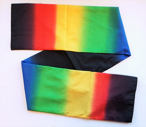 Colour Changing Scarf Magic Trick Gospel