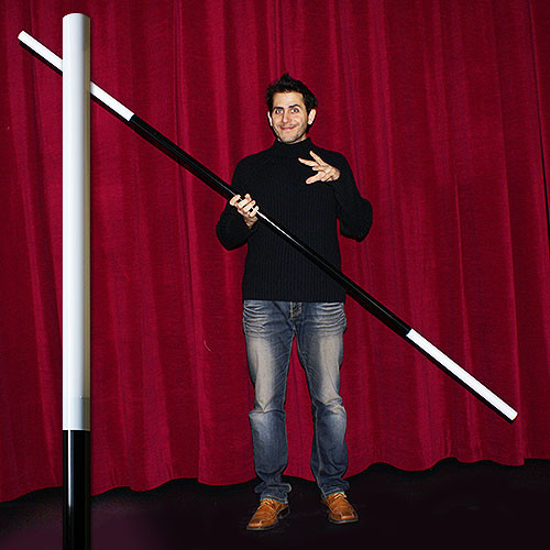 Appearing Wand 8 foot Magic Trick Gospel