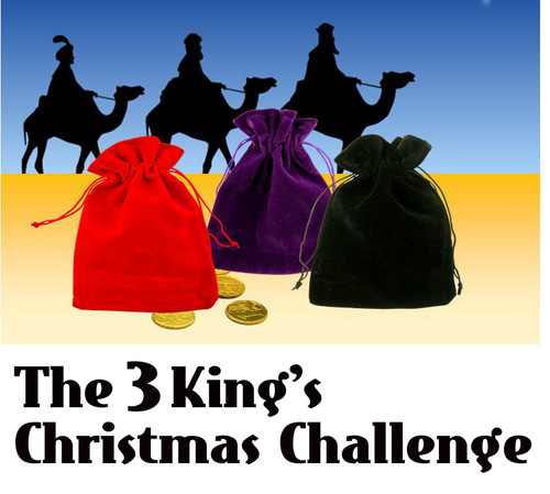 3 Kings Nativity Christmas Gospel Magic
