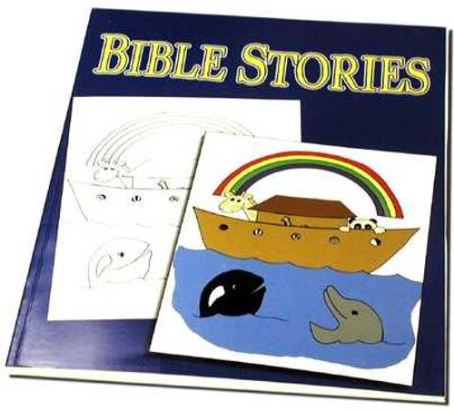 Bible Stories Colouring Magic Book Trick Gospel