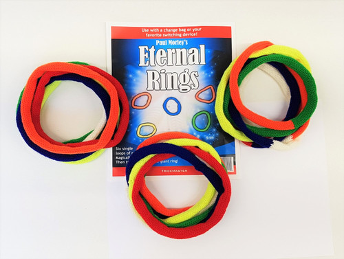 Eternal Circle Rings Magic Trick Gospel