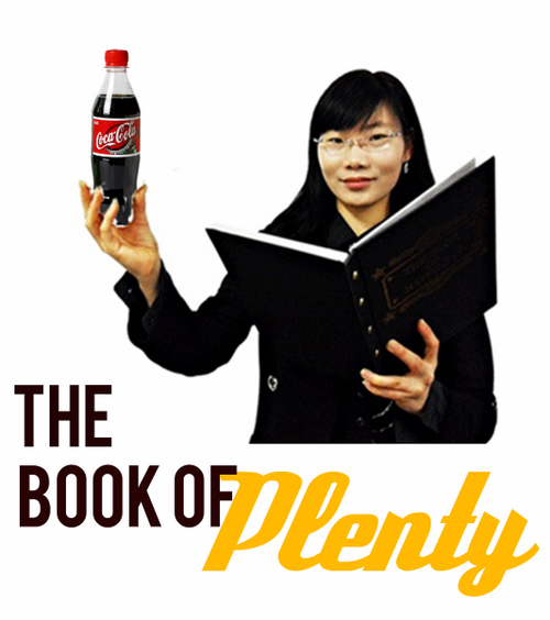 Book of Plenty